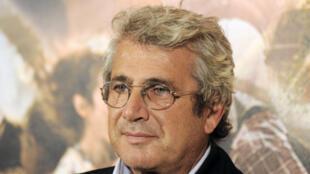 Michel Boujenah, en 2010, à Paris.