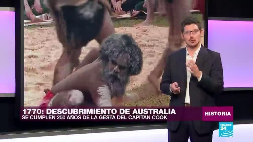 Descubrimiento de Australia