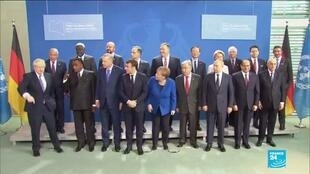 2020-01-20 10:05 Sommet de Berlin : Les belligérants libyens refusent toujours de se rencontrer