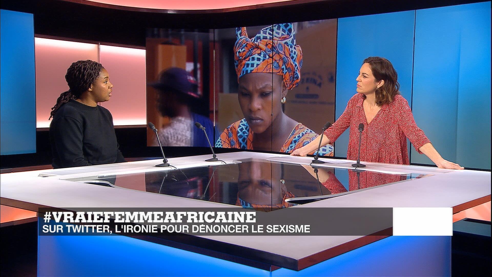 ACTUELLES INVITE FEMMES AFRICAINES