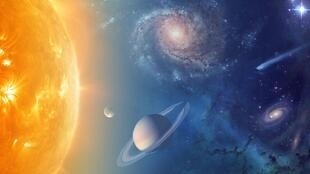 """- الحساب الرسمي لوكالة """"الناسا"""" @NASA"""
