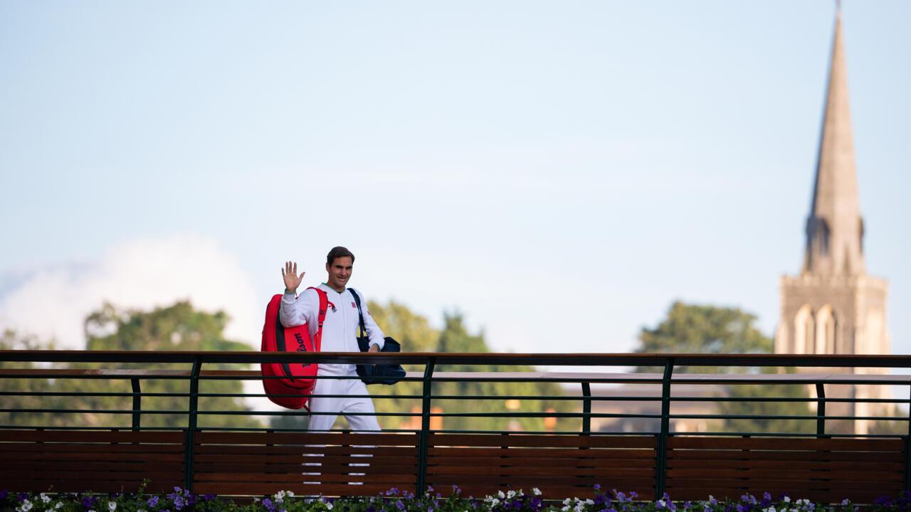 Worst is behind me, says Federer - France 24