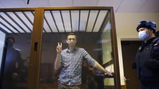 navalny prision salud