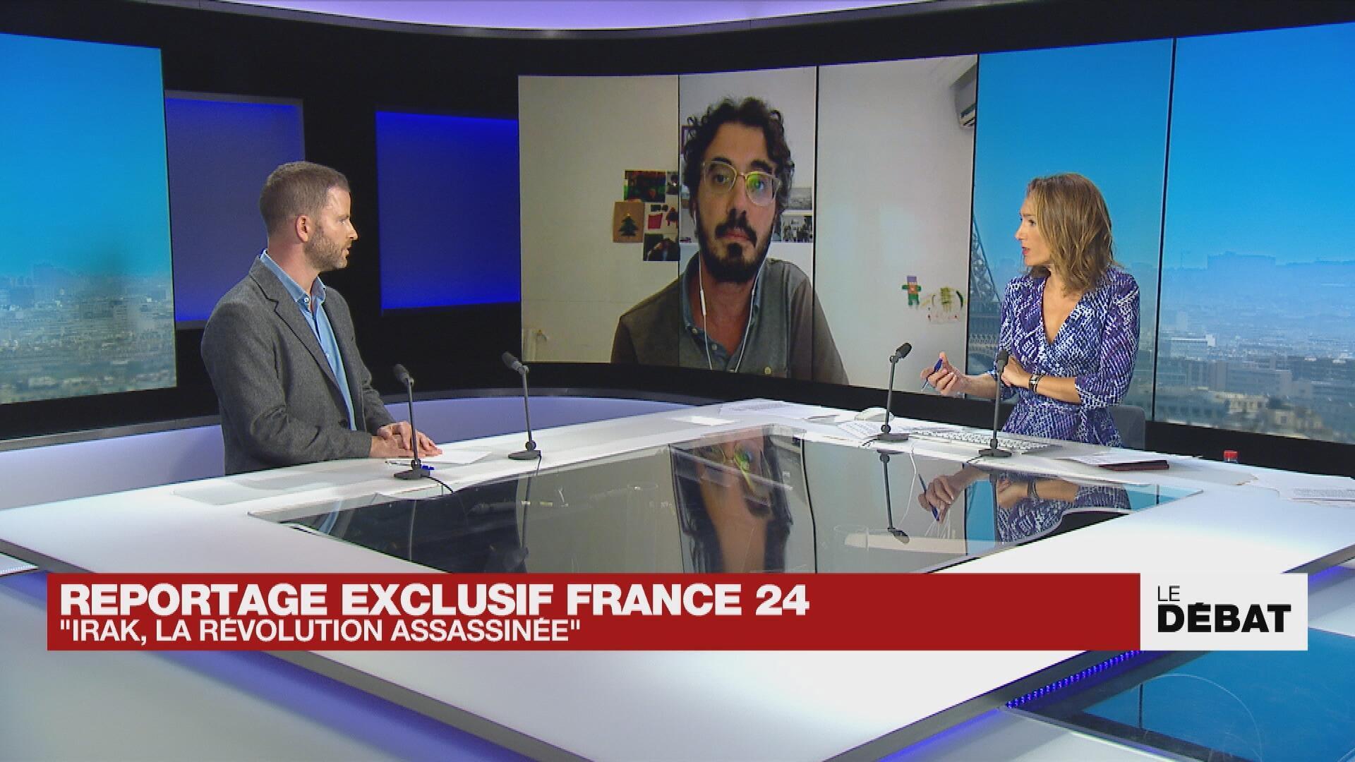 Le Débat de France 24 - jeudi 7 octobre 2021