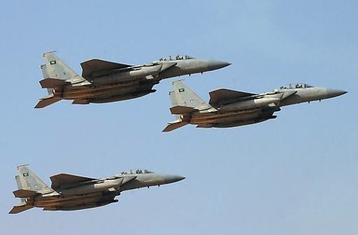 - طائرات حربية سعودية