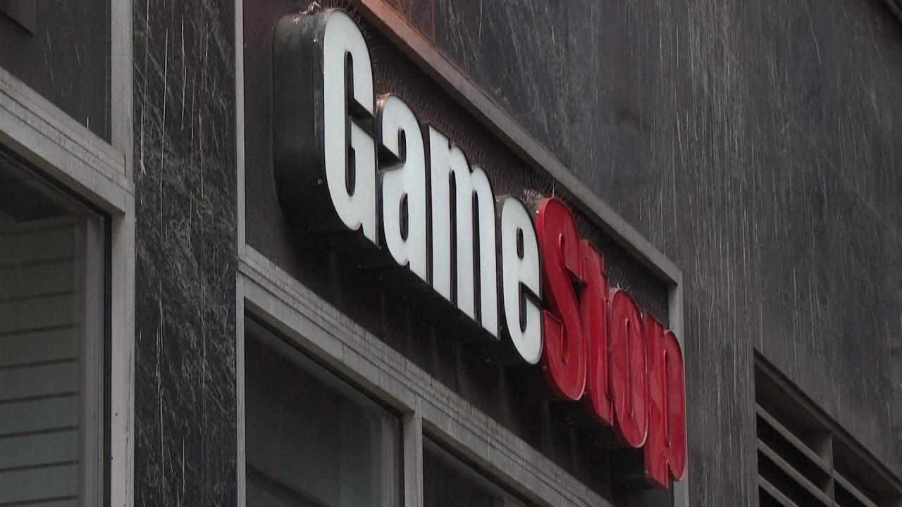 Business daily - GameStop shares double in value in return of trading frenzy