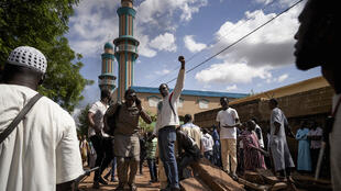 bamako-mosque-protests