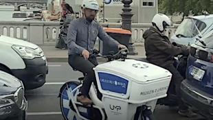 دراجات إسعاف في باريس لتسريع تدخل المسعفين