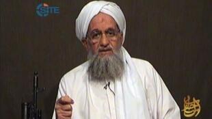 Le numéro 1 d'Al-Qaïda Ayman al-Zawahiri