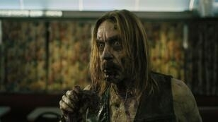"L'icône rock Iggy Pop, mort bien vivant de ""The Dead Don't Die"" de Jim Jarmusch."