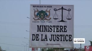 Ministère nigérien de la Justice.