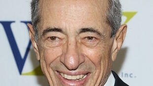 Mario Cuomo attending the 3rd Annual Elly Awards Luncheon at The Plaza Hotel in New York City in June 2013.