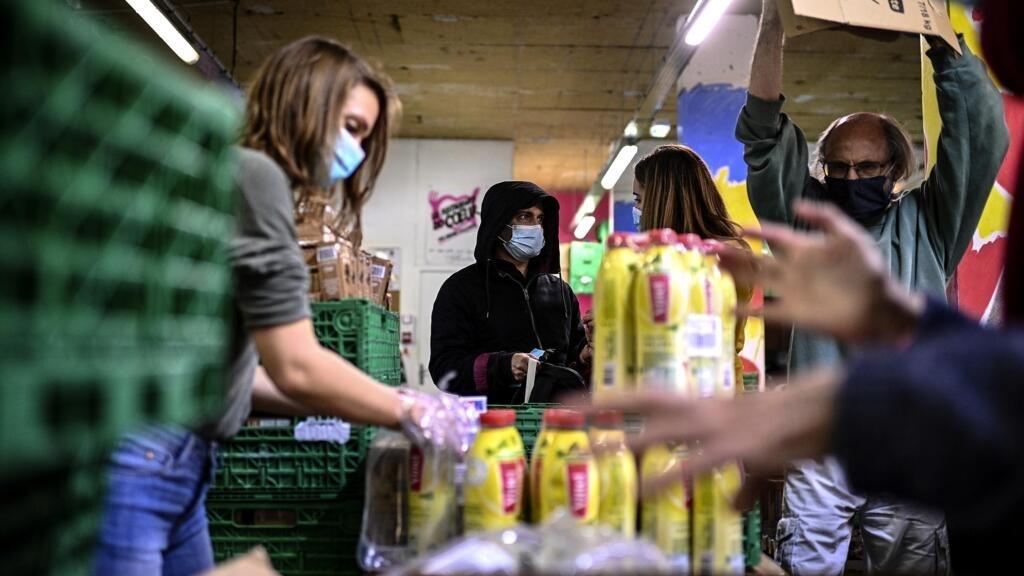 Les Restos du cœur lancent leur 36e campagne, prévoient un million de bénéficiaires cet hiver