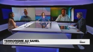 Le Débat de France 24 - lundi 7 juin 2021