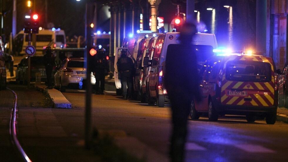 Strasbourg Christmas Market Shooting.Strasbourg Christmas Market Shooting Suspect Killed By Police