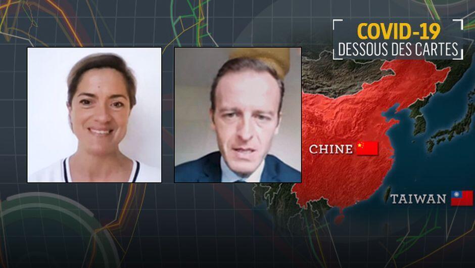 COVID-19, una lección de geopolítica: China y Taiwan.