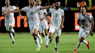 L'Algérie se qualifie pour la finale de la CAN le 14 juillet 2019