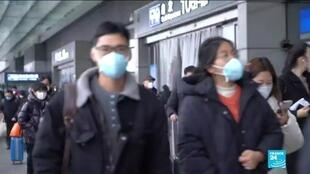 2020-01-24 17:31 China coronavirus: 20 confirmed cases in Shanghai, transport restrictions include 12 cities