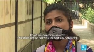 2020-09-28 13:41 India's confirmed coronavirus tally reaches6millioncases