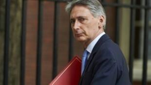 وزير الخاريجة البريطاني فيليب هاموند