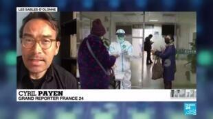 2020-04-06 14:09 Pandémie de Covid-19 : L'Asie craint une seconde vague de contamination