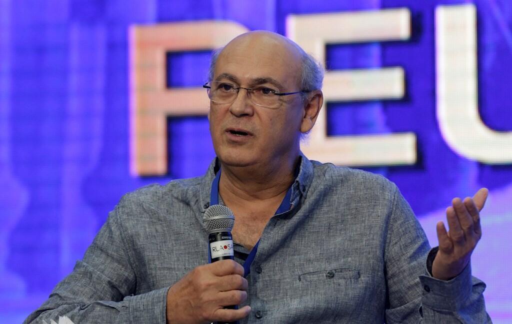 El periodista nicaragüense, Carlos Fernando Chamorro. Archivo.