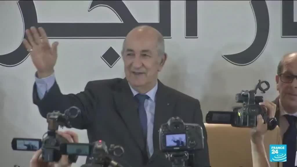 2021-06-07 13:11 Algeria Prepares for Legislative Elections