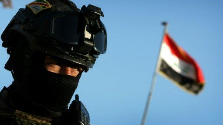 جندي من القوات العراقية