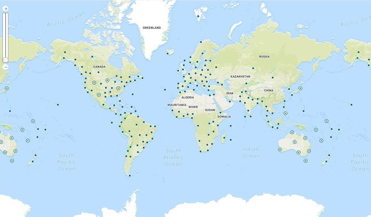 Semaine internationale pour le climat : la planète en grève
