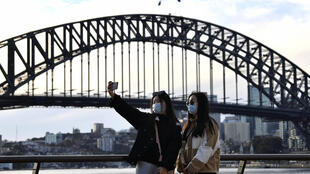 Australia on Wednesday reported more than 500 infections in a day, posting a record high nearly four months after cases appeared to have peaked