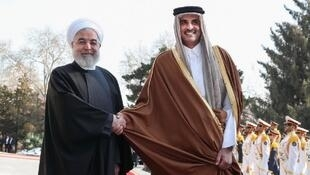 qatar iran