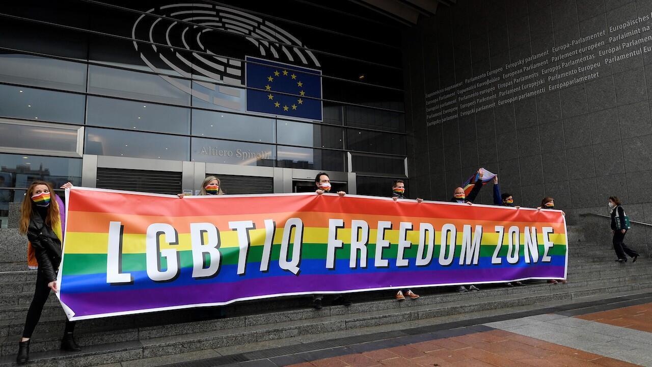 EU Parliament LGBT Freedom Zone