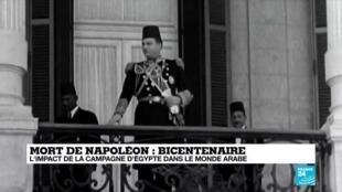 2021-05-05 08:11 Bicentenaire de la mort de Napoléon