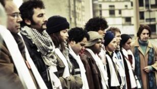 """Extrait du film """"La Marche"""" de Nabil Ben Yadir"""