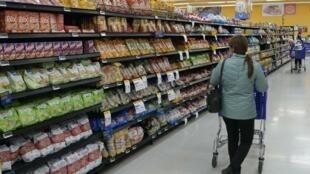 El sector alimentos y bebidas no alcohólicas tuvo un aumento de 1%
