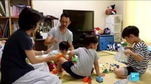 2019-12-30 10:13 Au Japon, les congés paternité de 12 mois ne font pas rêver