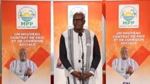 Burkina Faso: le président Kaboré déclaré réélu au 1er tour
