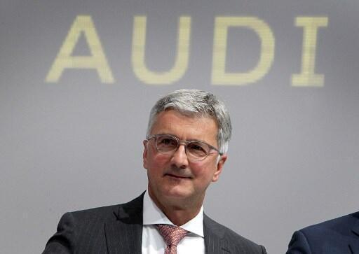 Rupert Stadler en 2017.
