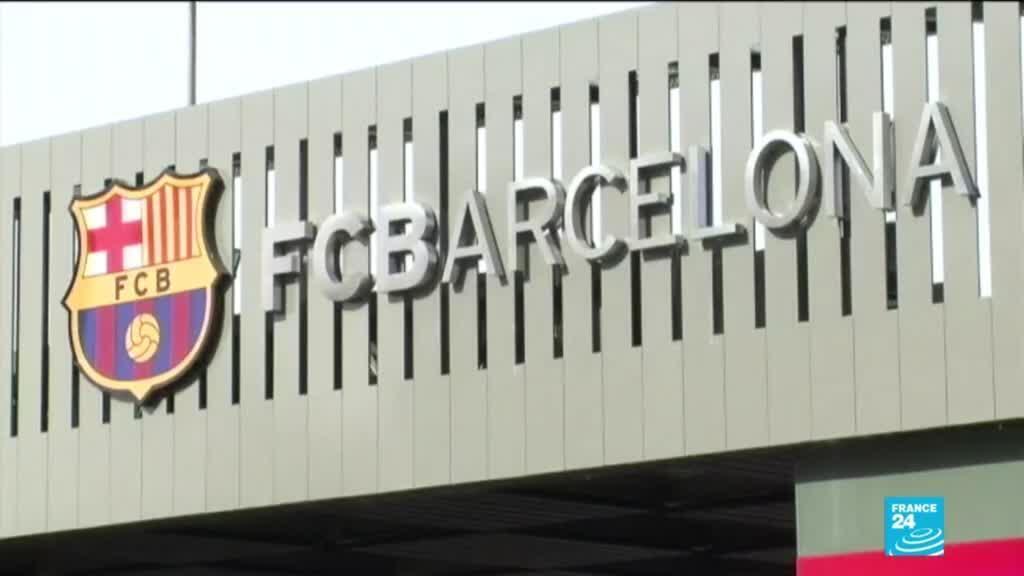 2021-03-02 07:15 Football : perquisitions et interpellations eu siège du FC Barcelone