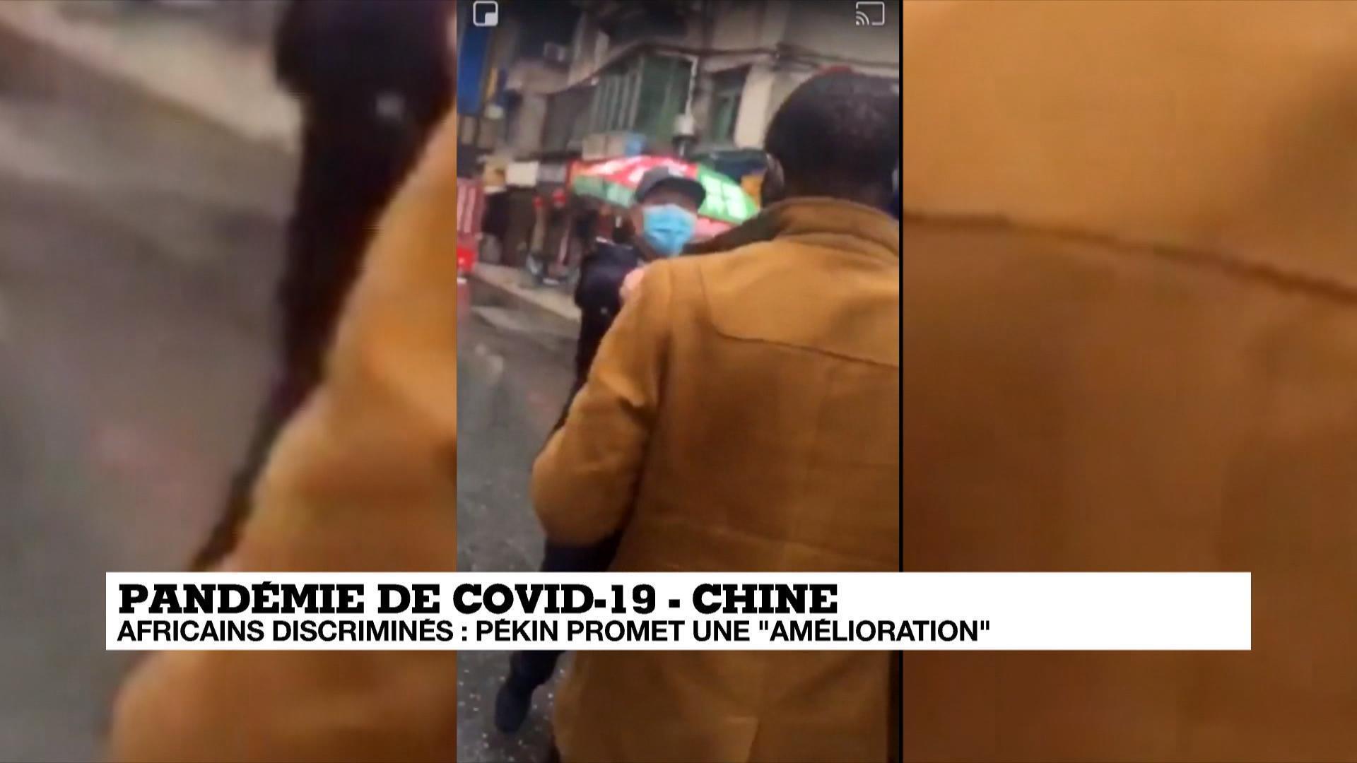 La Chine accusée de discrimination envers les Africains