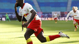 Sealed with a kiss: Dayot Upamecano is leaving Leipzig for Bayern