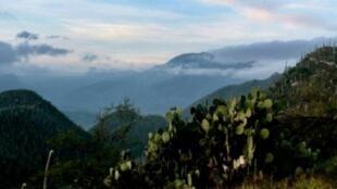 صورة أرشيفية لوادي تهواكان-كويكاتلان بالمكسيك