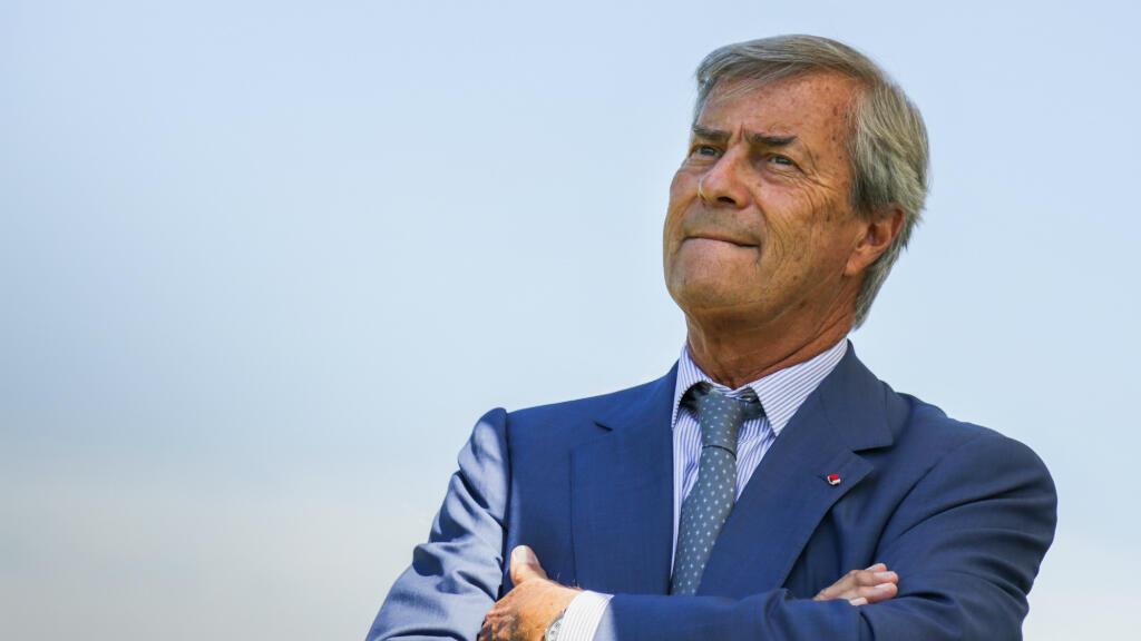 Vincent Bolloré, le 26 juin 2017, à Paris.