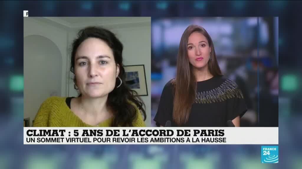 2020-12-12 22:05 5 ans de l'Accord de Paris : une absence de mesures concrètes ?