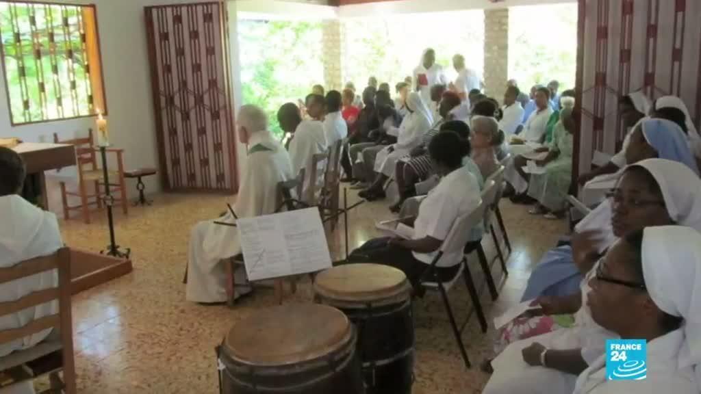 2021-04-22 14:38 Católicos haitianos piden la liberación de religiosos secuestrados