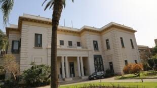 المعهد العلمي الفرنسي للآثار الشرقية في القاهرة. 27 يناير/كانون الثاني 2019.