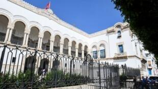 مبنى محكمة تونس 26 أيار/مايو2017