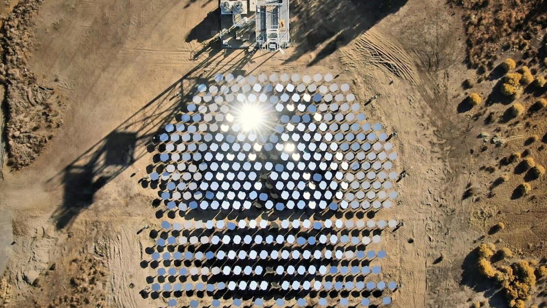 Une start-up mobilise le soleil pour lutter contre le réchauffement climatique