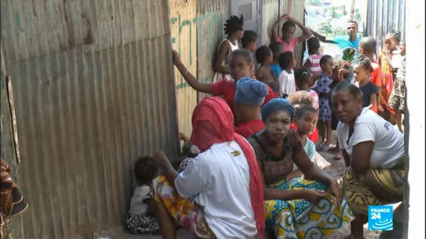 Vendredi 8 mai, Mayotte comptait 890 cas déclarés au Covid-19 et 11 décès.