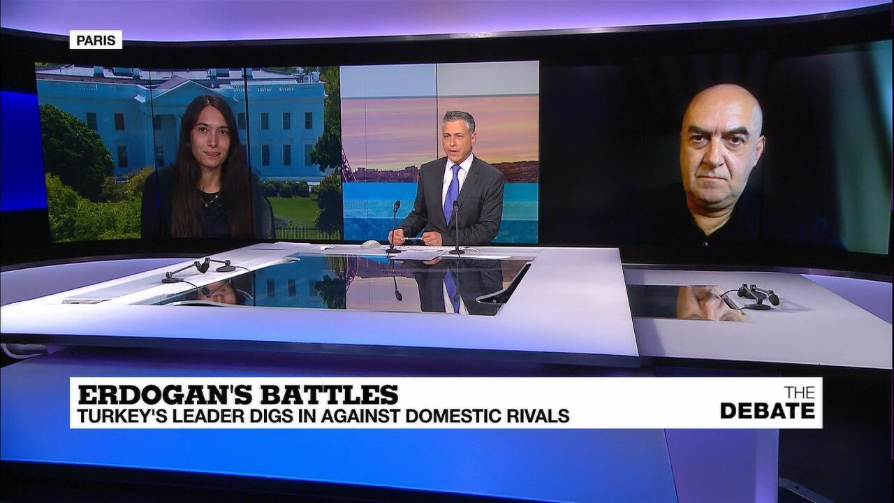 Erdogan's Battles - France 24's debate